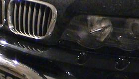 BMW X5 orurowanie przednie