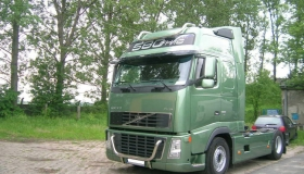 Volvo FH16 widok