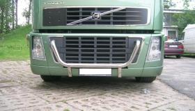Volvo FH16 rura przednia