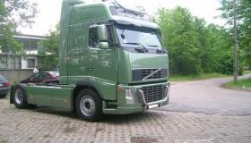 Volvo FH16 widok ogólny