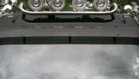 Mercedes Actros rura dach