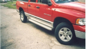 Dodge Ram 1500 stopnie progowe