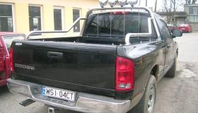 Dodge Ram 1500 pałąk przestrzeni ładunkowej