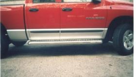 Dodge Ram 1500 stopien