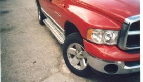 Dodge Ram stopien