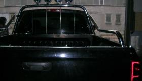 Dodge Ram 1500 pionowa osłona szyby