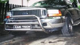 Ford Exkursion orurowanie przednie