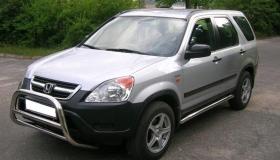 Honda CRV rura przednia i progowa