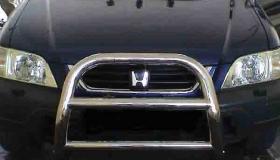 Honda CRV orurowanie przednie