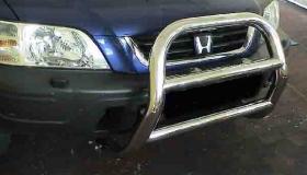 Honda CRV rura przednia wysoka
