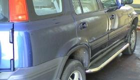 Honda CRV próg