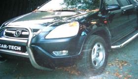 Honda CRV progi i przód