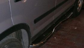 Honda CRV progi wciągane