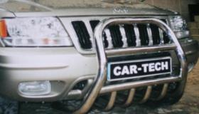 Jeep Grand Cherokee orurowanie przednie