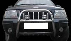 Jeep Grand Cherokee rura przednia fi 60