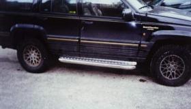 Jeep progi