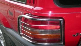 Jeep Grand Cherokee osłony świateł