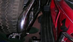 Jeep Grand Cherokee zamkniuęcie koła zapasowego