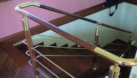 balustrada widok pochwytu