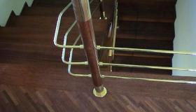 balustrada wypełnienie z rurek