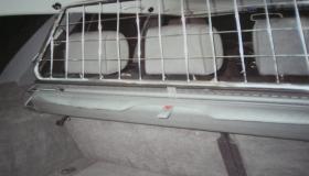 Mercedes E kratka bagażnika