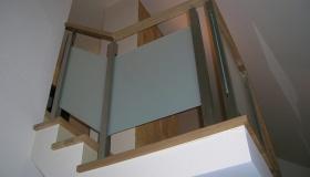 balustrada widok