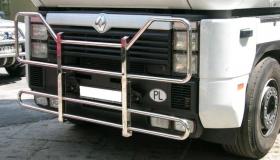 Renault Magnum rura przednia
